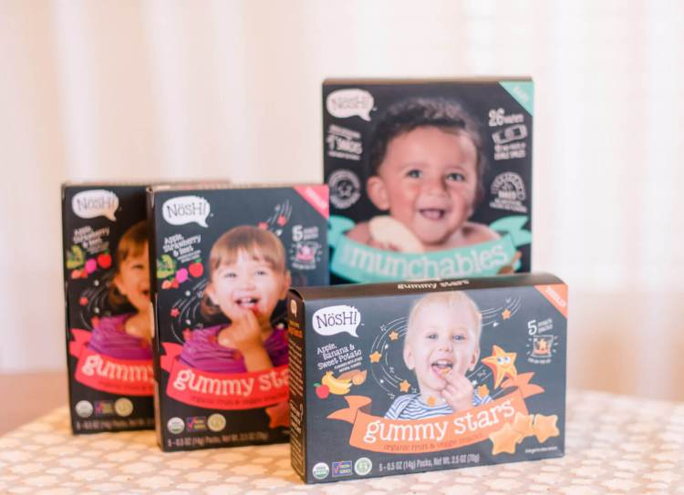 Healthy Snacking For Babies & Toddlers
