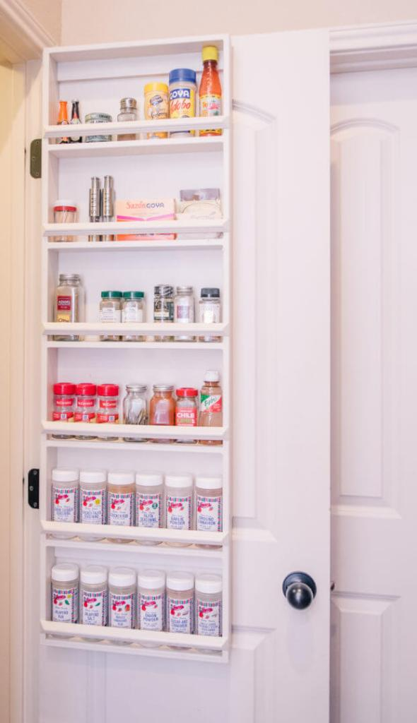NEAT Method pantry reveal