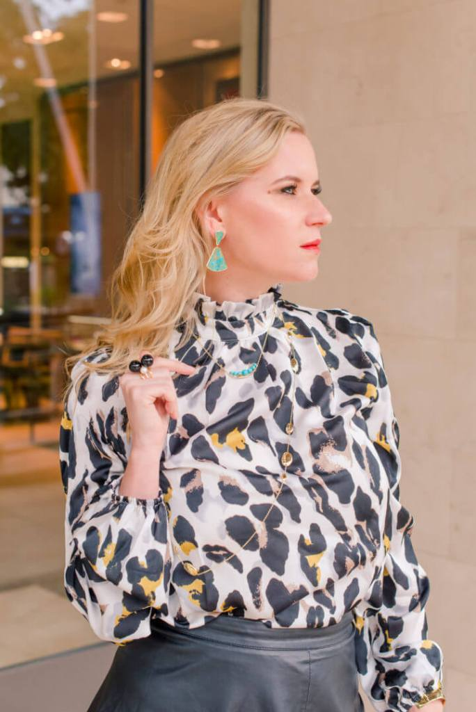 Leopard: The Print That Is Taking Over This Fall
