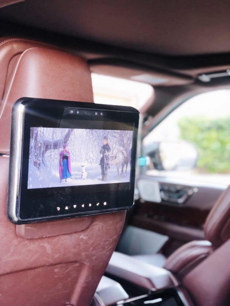 lincoln navigator entertainment system