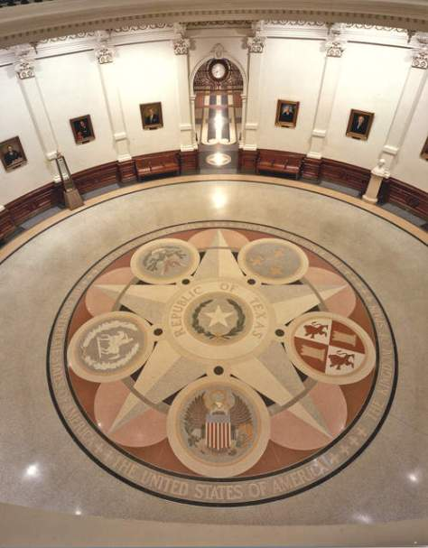 Image result for texas state capitol interior