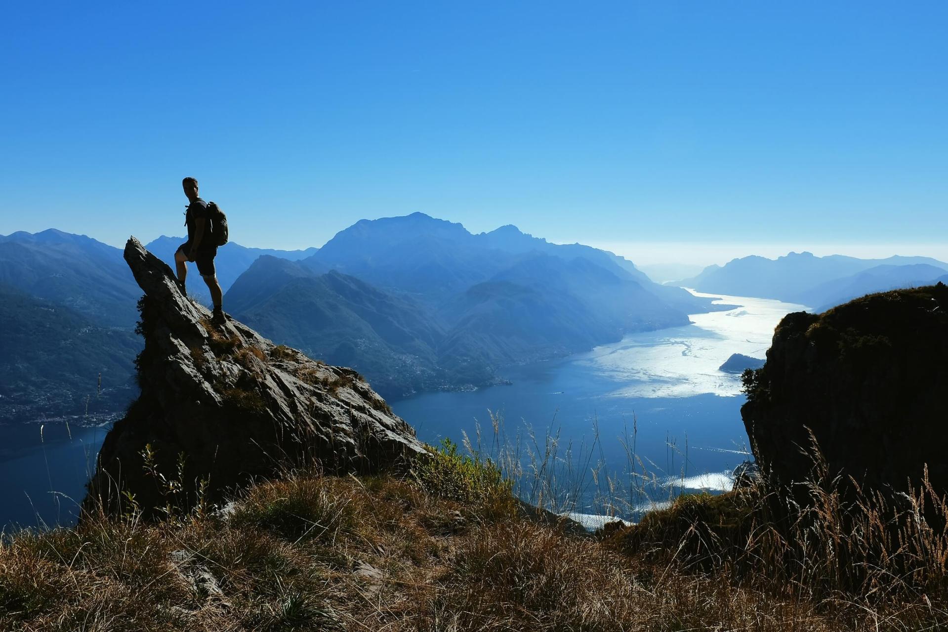 Celebrating love at Lake Como