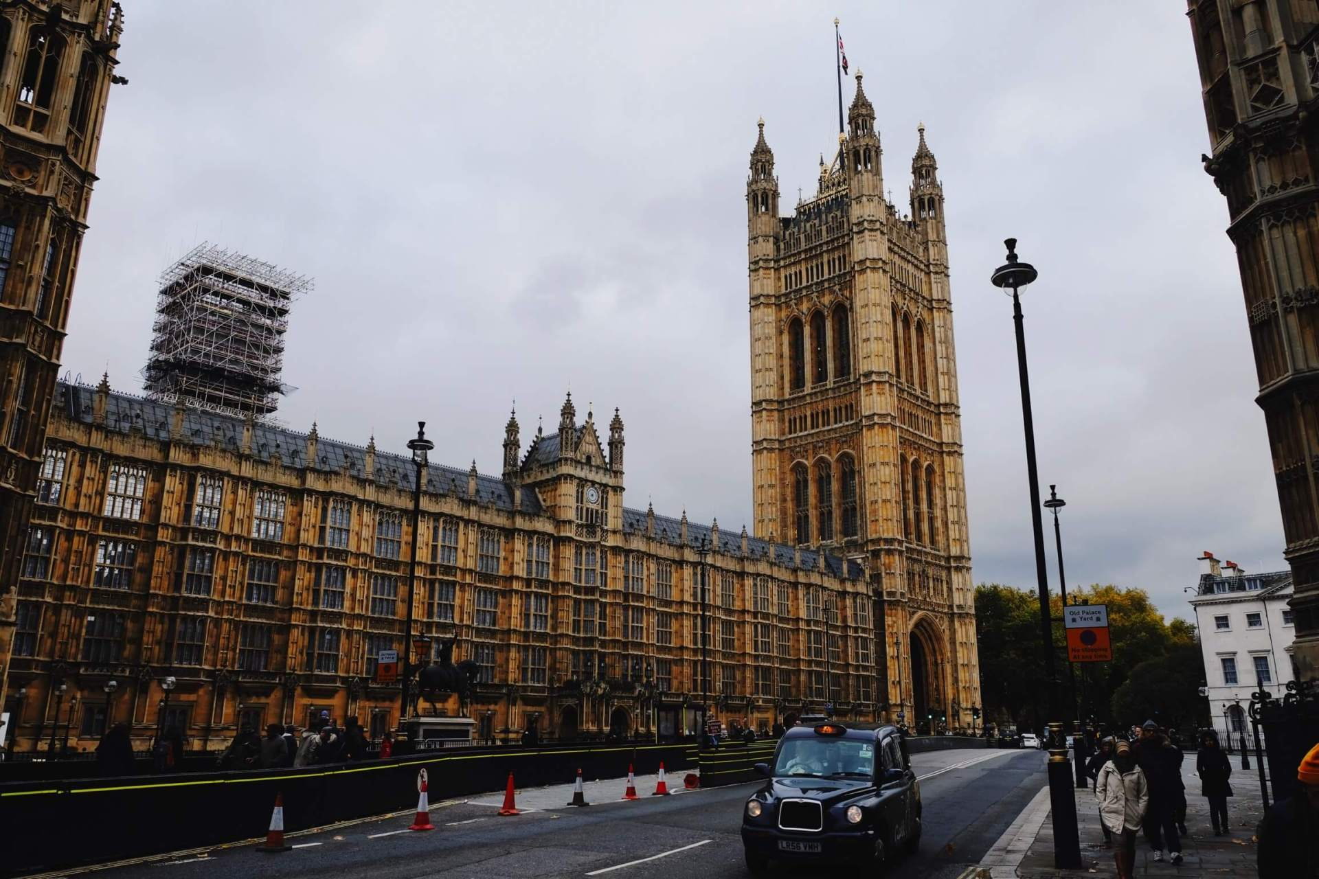 Londres-London-Westminster-Palace