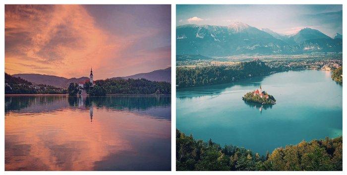 Bled-Slovenie