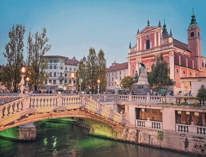 Ljubljana-Slovenie