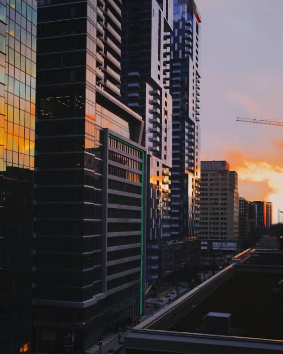 vue-coucher-soleil-centre-ville-montreal