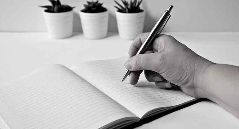Schreibübung Zeige dich