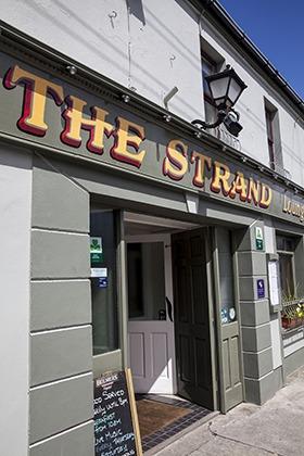 The Strand, Rush