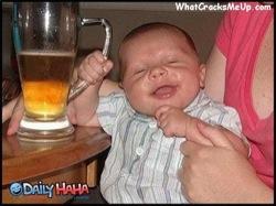Happy Drunk Children Aplenty? Check. My work here is done.