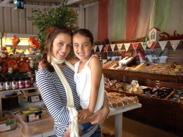 Claire & Kirra