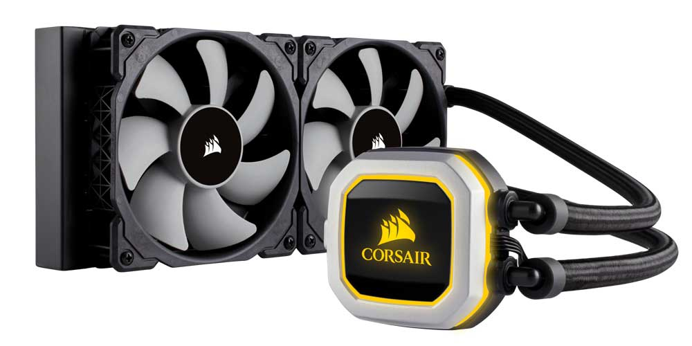 h100i-pro-hero-1 CORSAIR Launches New Hydro Series H100i PRO Liquid CPU Cooler