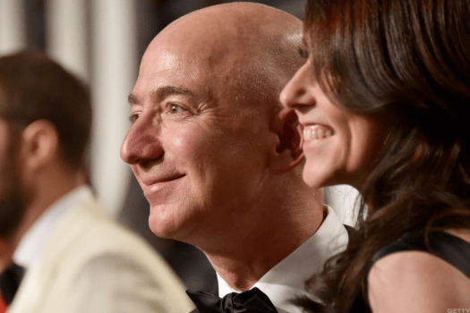 What Is Jeff Bezos' Net Worth? The Story Behind the World ...