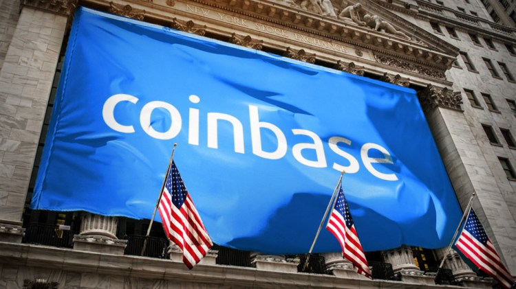Coinbase Shares Open 52% Higher at $381 After IPO - TheStreet