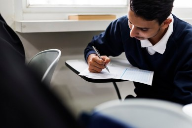 Exam results decompress: How to deal with disappointing grades at high school