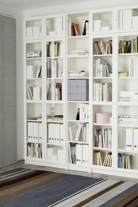 Ideen Voor De Ikea Billy Boekenkast THESTYLEBOX