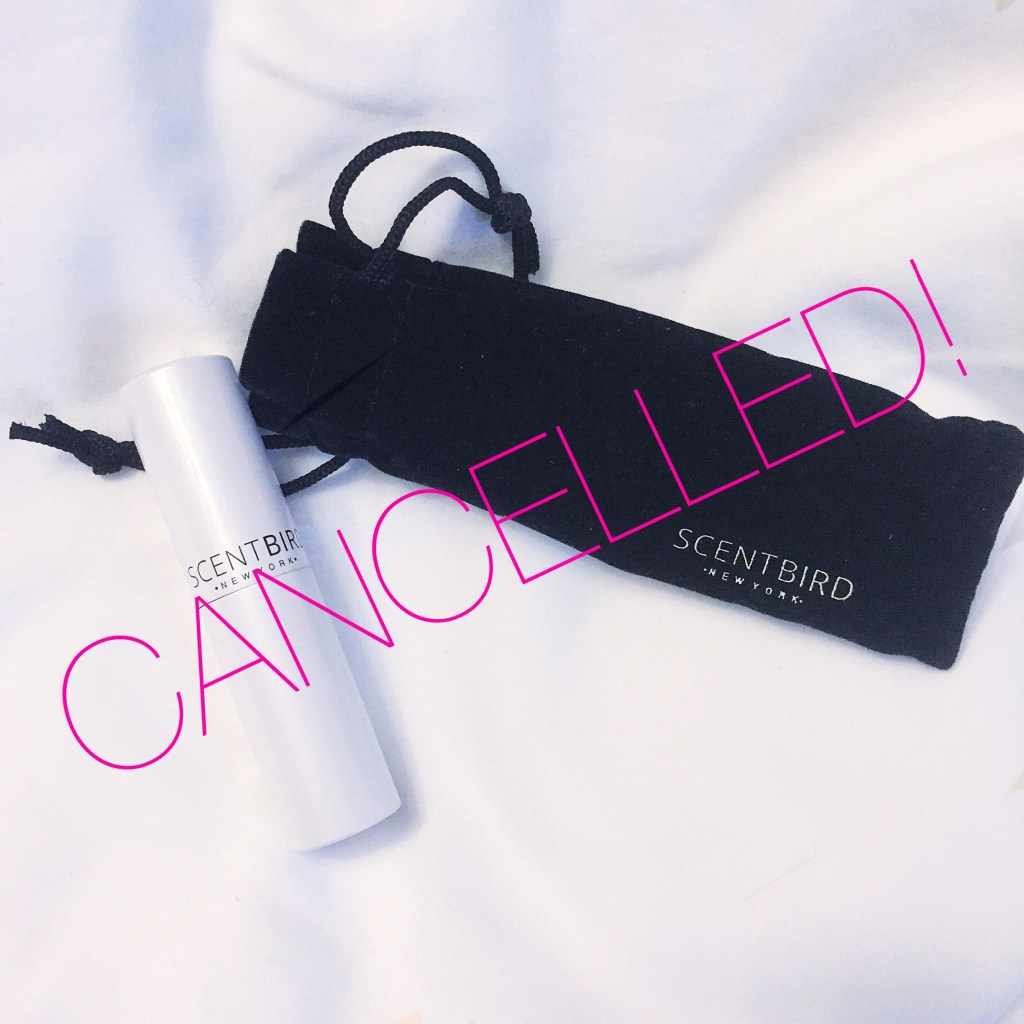 Why I'm Switching to #Scentbox and I Cancelled My Scentbird Subscription…