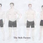 Typy męskiej sylwetki – co nosić, a czego unikać