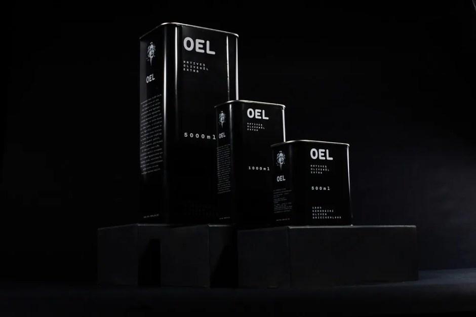 OEL Berlin Sortiment, Photo by OEL Berlin
