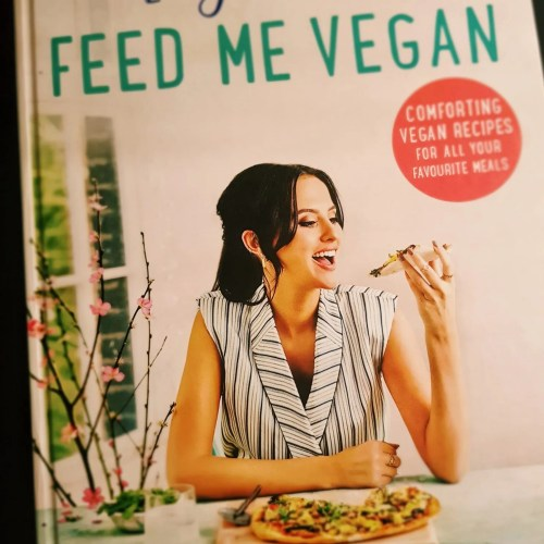 eat vegan lucy watson feed me vegan