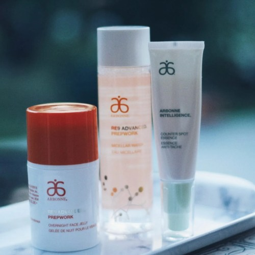 New Arbonne cruelty free skincare products - beauty blog UK - The Style of Laura Jane