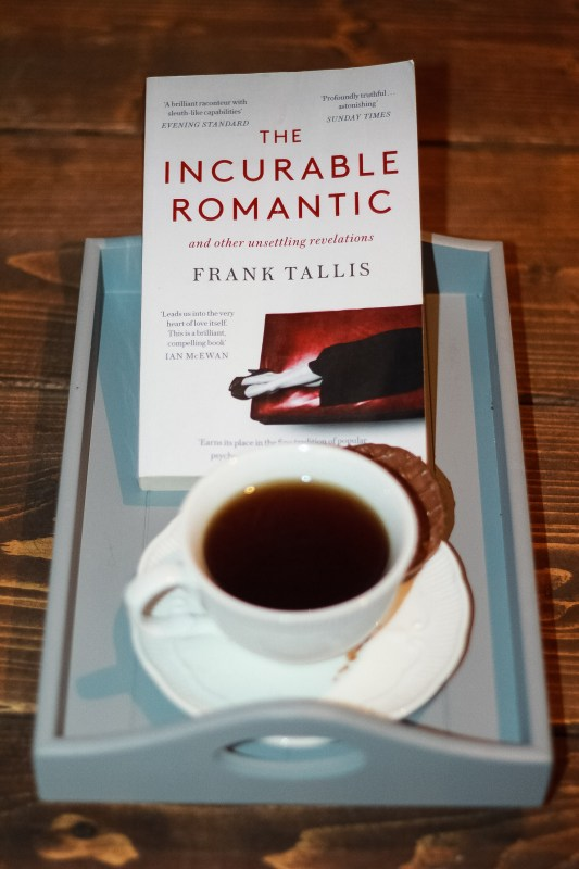 Book The Incurable Romantic by Frank Tallis - nonfiction books that will make you smart