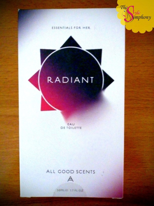 All Good Scents Radiant