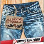 brand factory denim trends