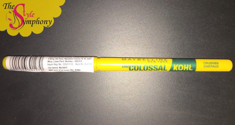 Maybelline Colossal Kohl