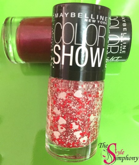 color show nail colors