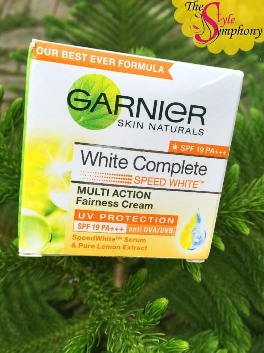 Garnier White Complete