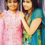 rakhi with brother