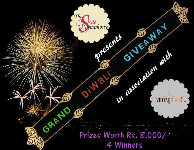 Vintage Desi The Style Symphony Diwali Giveaway