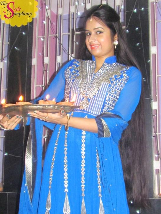 Diwali ootd