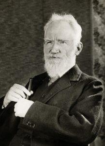 Gorge Bernard Shaw