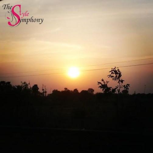 tanka subdued sun