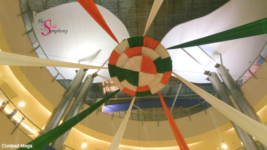 Independence Day Celebrations with Coolpad Mega Phone