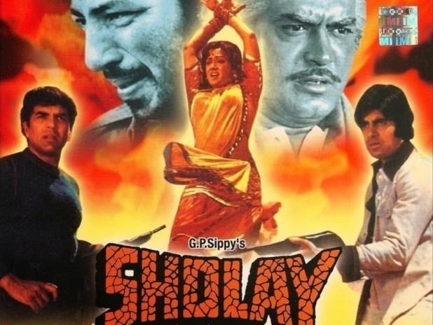 Sholay 1975