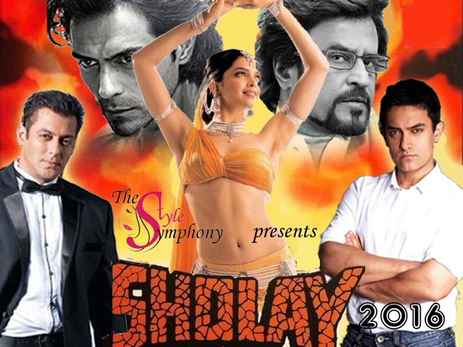 Sholay 2016 by The Style Symphony
