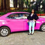 SIP the style symphony maitreni mishra with dream car