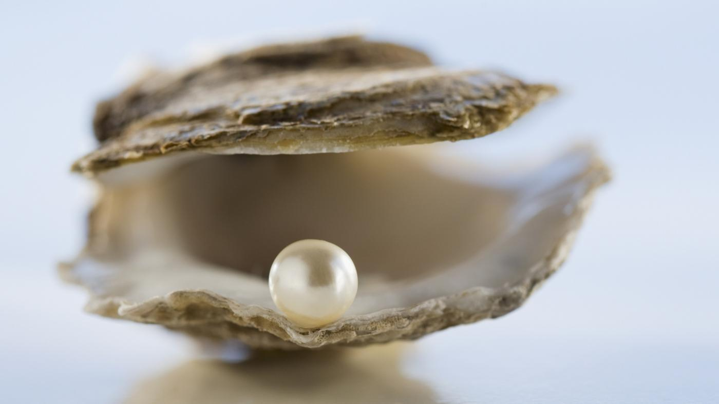 pearl shell haiku