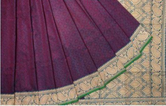 handoom sarees banarasi sarees