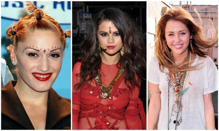 Bindi fashion hollywood celebs