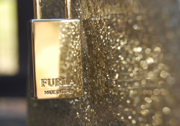 furla candy jelly glitter bag
