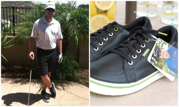 Crocs Bradyn Golf Shoe