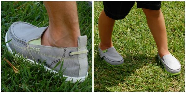 Crocs Walu Canvas Loafers