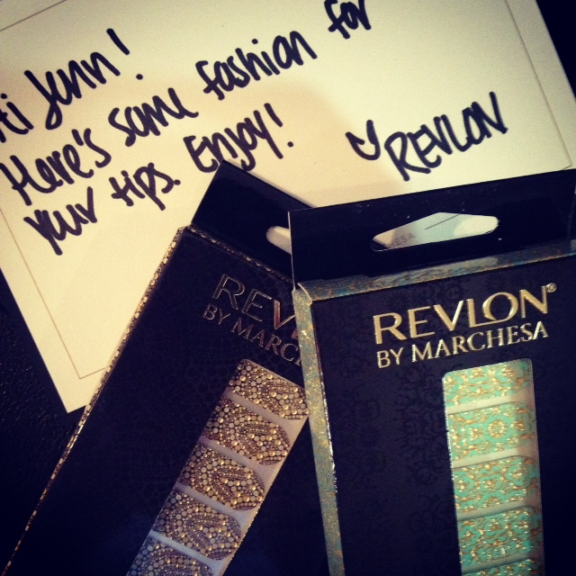 revlon by marchesa