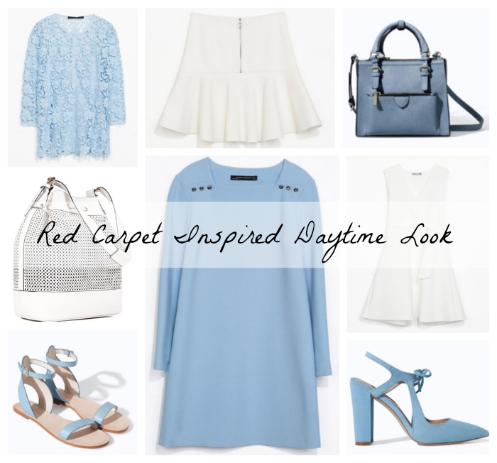 Red Carpet Inspired Daytime Look