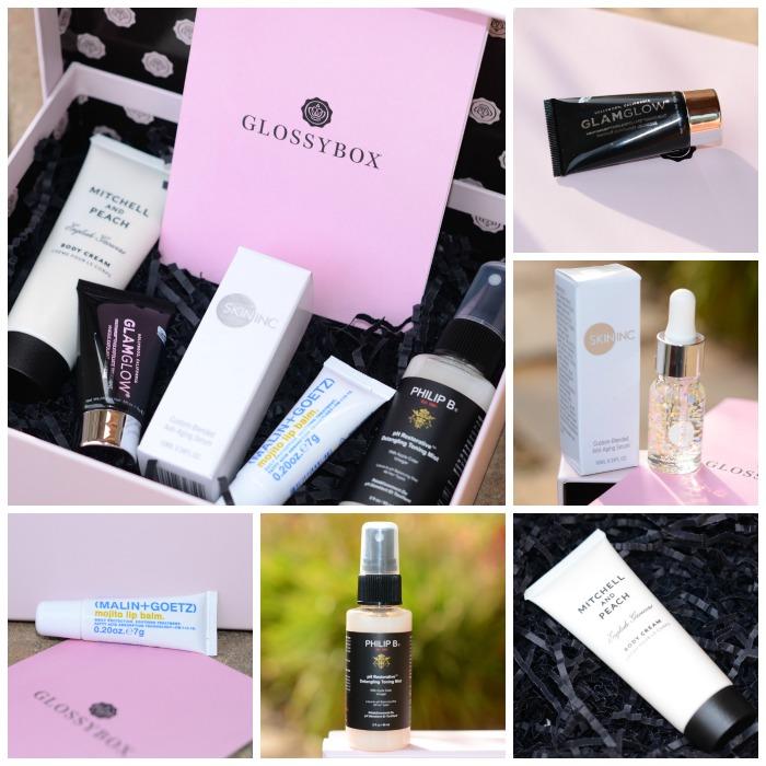July Glossybox