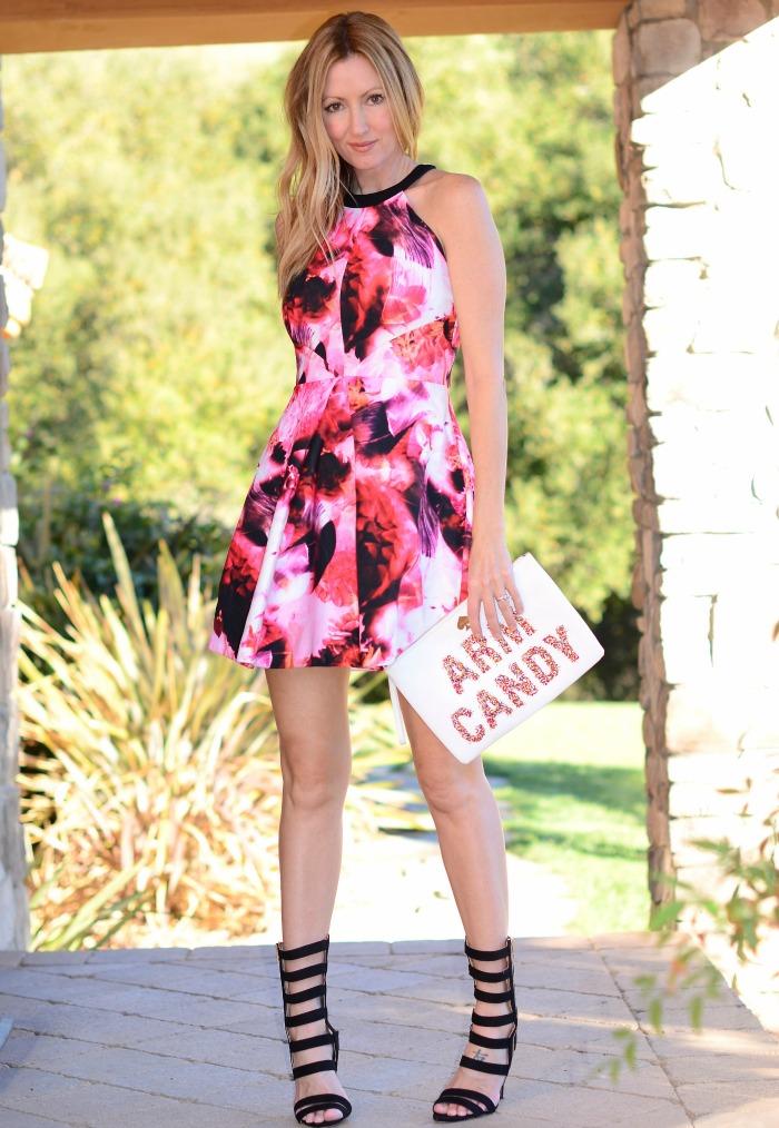 Lulu's Keepsake Dress