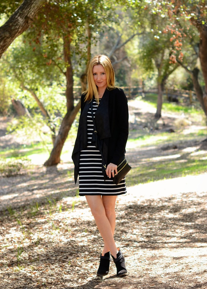 Striped Dress 3